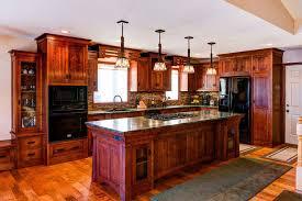 arts u0026 crafts masterpiece dovetail kitchen design st joseph mn