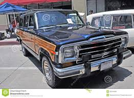 jeep grand wagoneer concept jeep grand wagoneer editorial stock photo image of retro 35154488