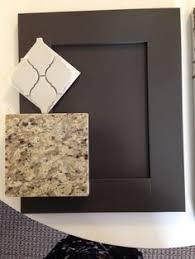 Santa Cecilia Backsplash Ideas by St Cecilia Granite Is A Great Match With Black Cabinets For The