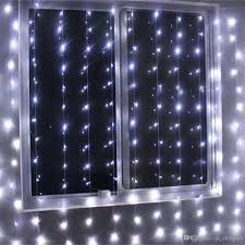 halloween icicle lights cheap 300 led window curtain icicle lights string fairy light