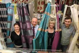 Tj Hughes Curtains Prices Staff Made Redundant From Tj Hughes To Expand Boscombe Curtain
