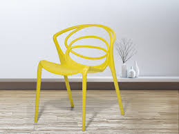 chair yellow dining room chair living room chair garden