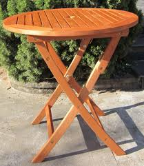 round wooden folding table dazzle folding garden table with small round w 1123 green way parc