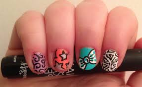 nail art pen designs nail pen designs simple nail design ideas