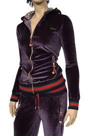 womens designer clothes gucci ladies zip up tracksuit 49