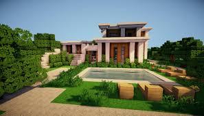 house designs minecraft modern house in minecraft imgur