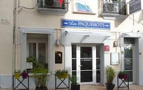 chambres d hotes port vendres hotel restaurant les paquebots port vendres tarifs 2018