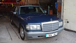 starting 1983 mercedes benz w126 380se after 9 years 1080p youtube