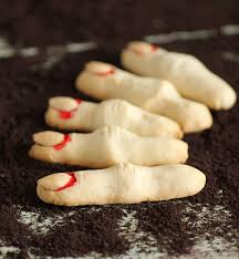 halloween finger cookies easy bootsforcheaper com