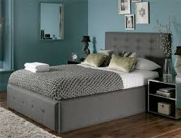 Ottoman Beds Reviews Upholstered Ottoman Bed With Wade Logan Emile