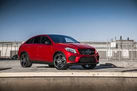 mercedes suv reviews review 2016 mercedes gle450 amg coupe ny daily