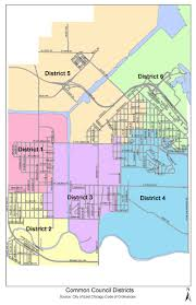 City Of Chicago Map by District Maps City Of East Chicago