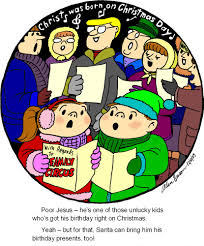 jesus birthday by alan religion toonpool