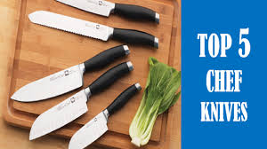 top rated kitchen knives top 5 chef knives in 2017 top 5 chef knives reviews top rated