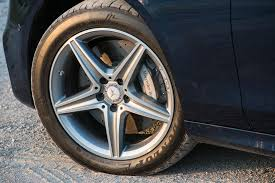 tires for mercedes wheels and tires or breaking a car automobile magazine