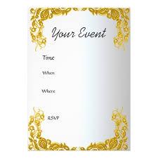 make own invitation hallo
