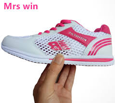aliexpress help 2017 summer style female running shoes outdoor sneakers net surface
