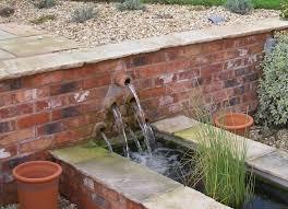 garden wall water feature savwi com