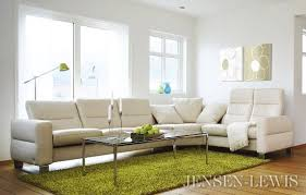 ekornes sectional sofa wave sofa collection lewis furniture nordic lights and living rooms