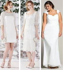 casual wedding dresses for second marriages wedding dresses