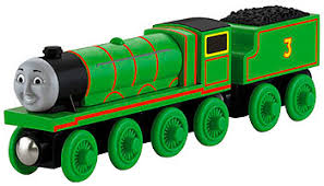 thomas u0026 friends wooden railway engine henry toys
