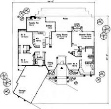 4 bedroom ranch floor plans ranch house plans at home source ranch style home plans 17