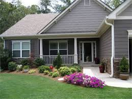 Ideas For Landscaping by Landscaping Ideas For Front Of Ranch Style House