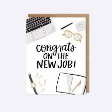 Congrats On New Job Card Encouragement Congratulations Cards U2013 Three Hearts Home