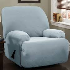 can you put a slipcover on a reclining sofa double stretch jumbo recliner slipcovers