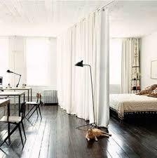 room divider curtains room divider ideas 17 cool diy solutions