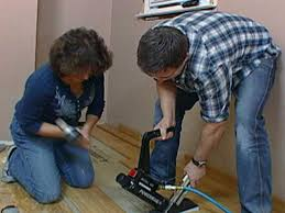 Can You Refinish Bamboo Floors How To Install Bamboo Flooring Hgtv