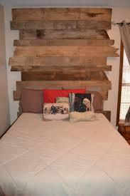 Wood Pallet Headboard Diy Wooden Pallet Door Ideas Picture Pallet Homemade Headboards
