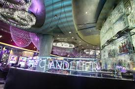 The Chandelier Renovated Chandelier Bar Opens At Cosmo With New Comp Drink