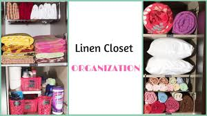 how to organize a small linen closet linen closet organization
