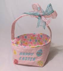 basket gift ideas creative fabric easter basket gift ideas family net