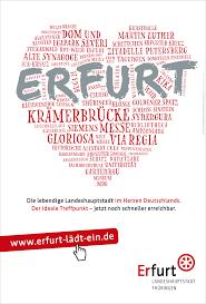 Neue K He Erfurt Lädt Ein Erfurt Stadtmarketing