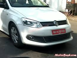 volkswagen vento black spied volkswagen vento cng caught again launch should be soon
