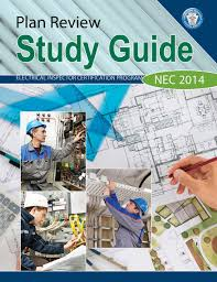plan review study guide nec 2014 international association of
