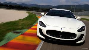 2017 maserati granturismo sport white maserati granturismo mc stradale white car wallpaper hd 30071