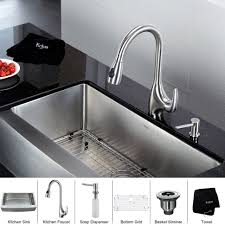 kitchen wonderful trough sink black kitchen sink elkay kitchen