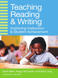 teaching reading and writing mccardle peggy miller brett srg
