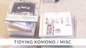 marie kondo tips tidying with konmari komono misc the life changing magic of