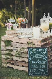 rustic weddings cocktails drinks 30 ideas for a rustic wedding