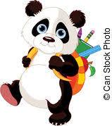 panda illustrations and clip art 9 816 panda royalty free