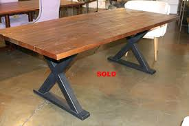 Outdoor Table Legs Metal Round Coffee Table Base Only Wood Home Depot 21541 Gallery