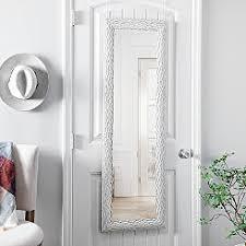 White Framed Oval Bathroom Mirror - framed mirrors bathroom mirrors kirklands