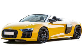 audi r8 blacked out audi r8 spyder convertible review carbuyer