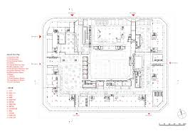 ground floor plan gallery of basis yard jiakun architects 12