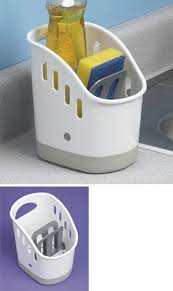 Cleaning Kitchen Sink by Kitchen Sink Caddy Cleaning Supplies U0026 Tools Laundry