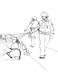 police brutality coloring book a lesson in reality other